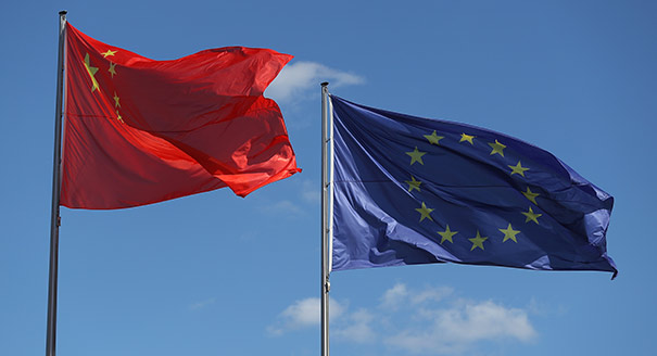 Europe and China Are Not Natural Allies