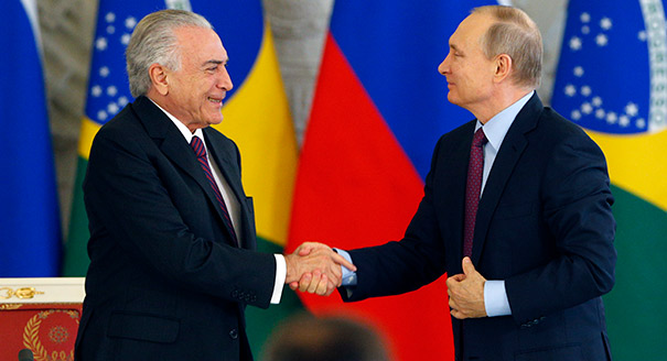 Russia: Playing a Geopolitical Game in Latin America - Carnegie