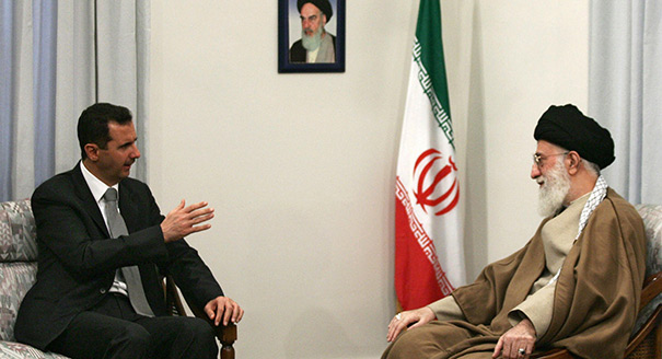 What Does the Iran Deal Mean for Syria?