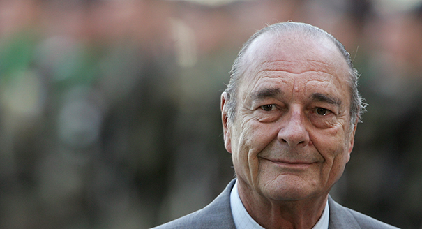 What Is Jacques Chirac's Legacy in the Middle East?