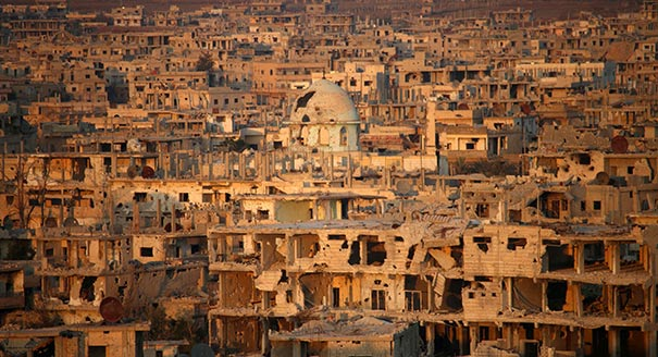 Is Reconstruction Syria's Next Battleground?