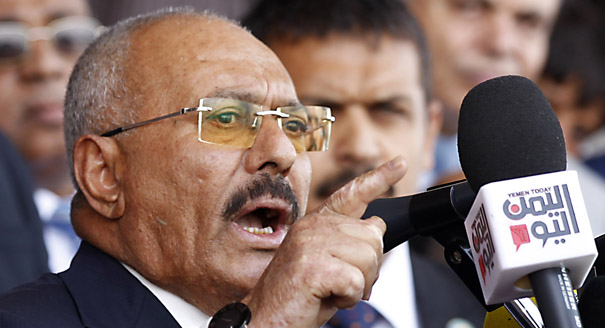 What does Ali Abdullah Saleh's death mean for Yemen?