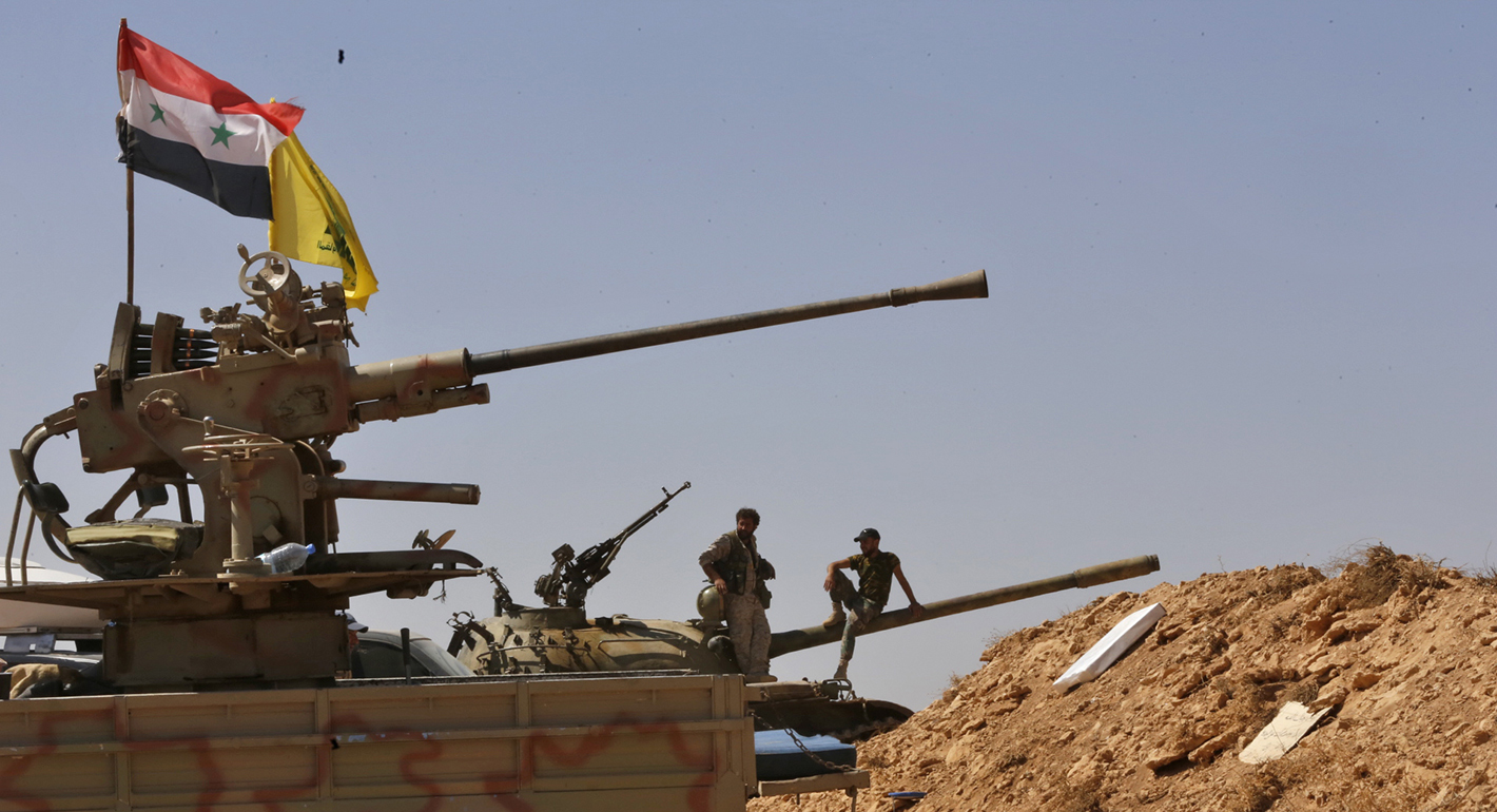 Power Points Defining the Syria-Hezbollah Relationship