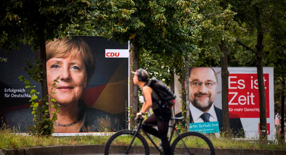 Merkel's Choices as Waiting Ends