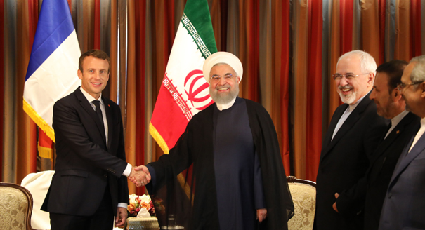 Can Europe Keep the Nuclear Deal with Iran Alive, and If So How?
