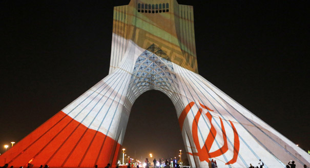Whither Iran?