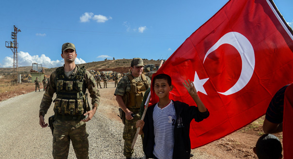 What are Turkey's Ultimate Aims in Syria?