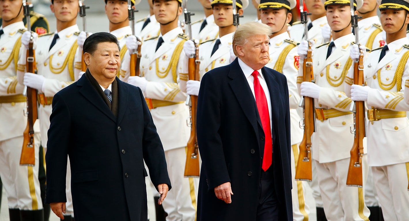 U.S.-China Relations At the Forty Year Mark