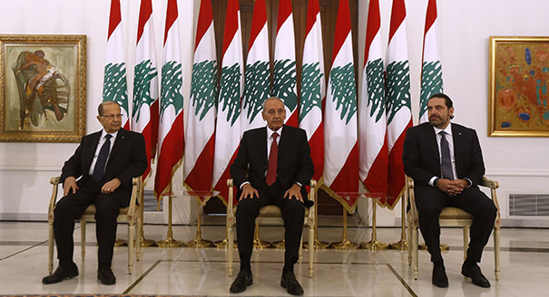 When Do You Anticipate That a Government Will be Formed in Lebanon?