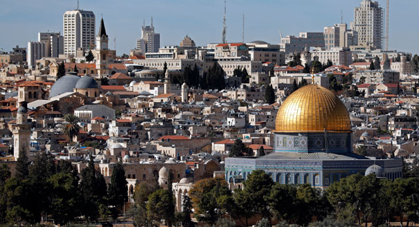 The U.S. Has Recognized Jerusalem as Israel's Capital, What Happens Next?