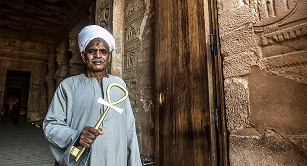 Photo Essay: Aswan, an Egyptian Border Region in Waiting Mode