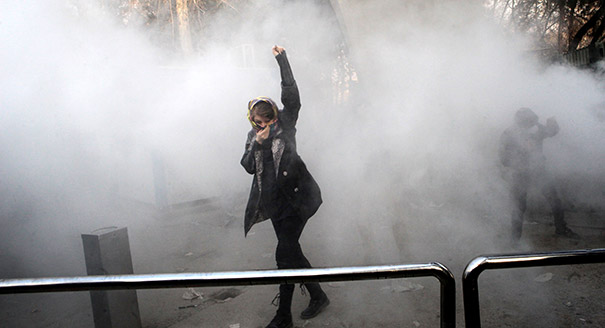The Iranian Protests Are an Opportunity for Trump – Just Not the One He Wants