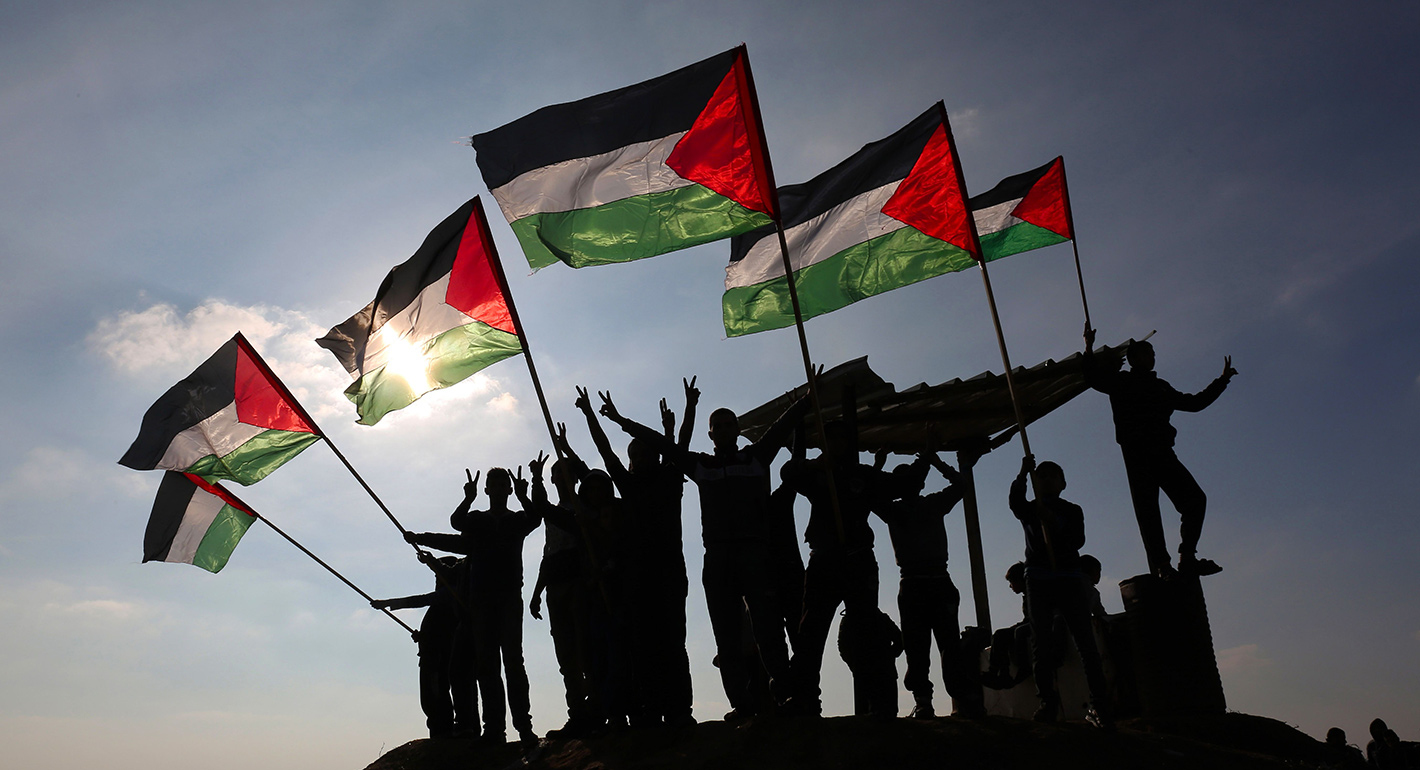 """Palestine's Emerging National Movement: """"Questions On My Mind"""""""
