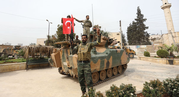 Is Turkey Likely to Annex the Territory it Now Controls in Syria?