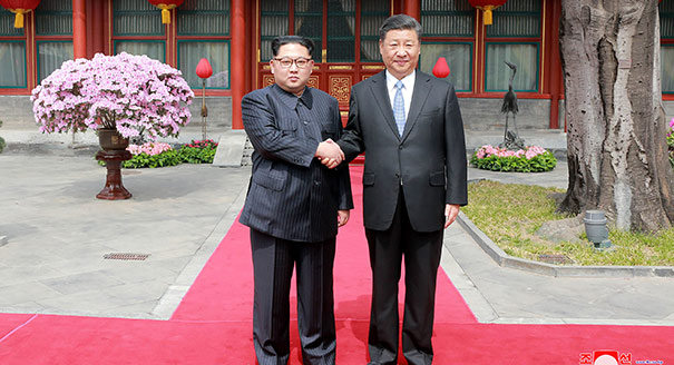 North Korea and China Project Unity in Face of Stalled Nuclear Talks with U.S.