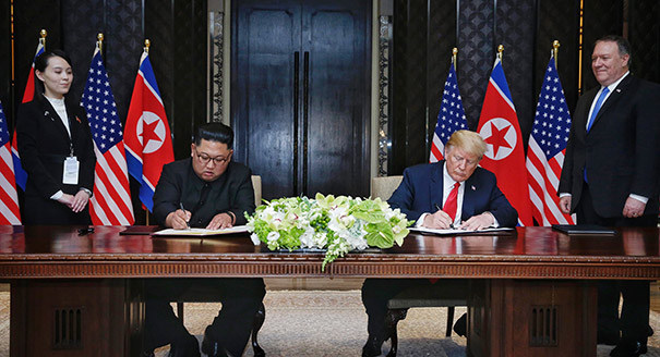 The Hopes and Fears Surrounding the Second Trump-Kim Summit
