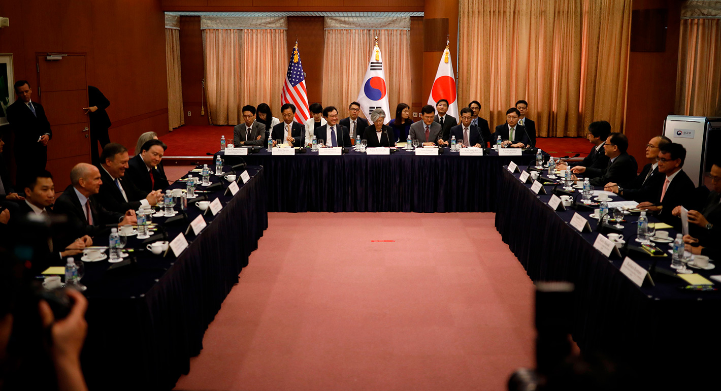 The Second Trilateral Dialogue Initiative (TDI) Workshop