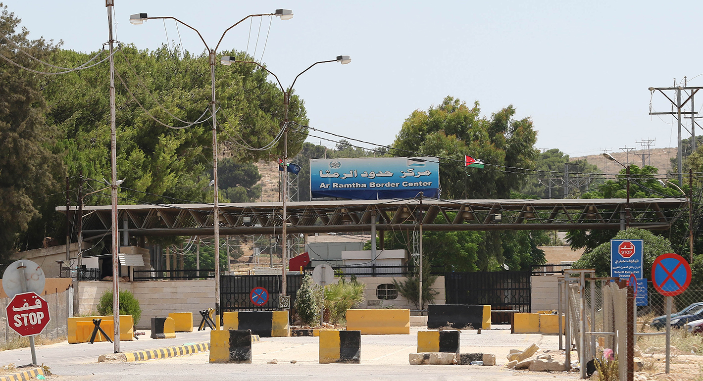 Thwarting Jordan's Bahhara Trade With Syria Risks Social Unrest in Ramtha