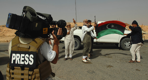 Transitional Libyan Media: Free at Last?