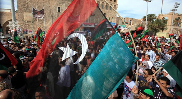 Libyans Vote, But Power Struggle Has Just Begun