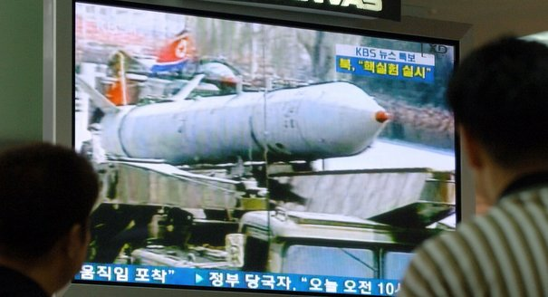Tensions Mount After Latest North Korean Missile Test