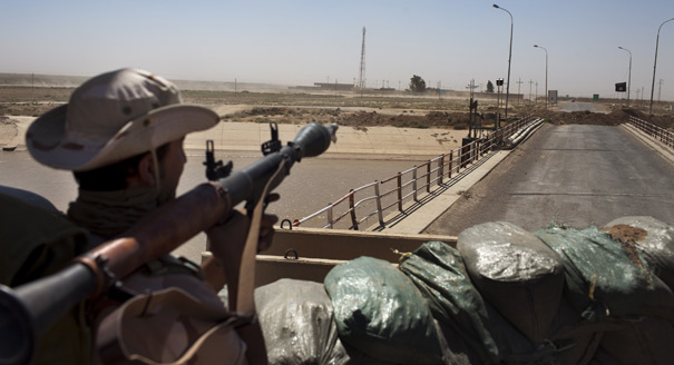ISF Forces Fighting ISIL