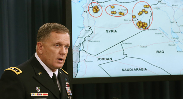 Airstrikes Will Not Beat ISIS