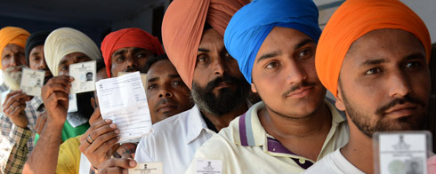 Reading India's Mind: A Survey of Voters