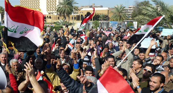 Iraq's Existential Crisis: Sectarianism Is Just Part of the Problem