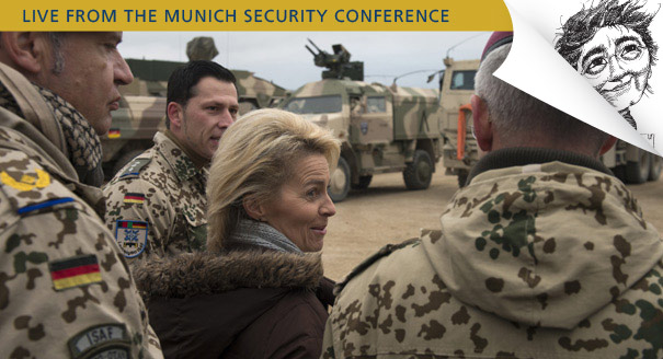 The Miserable State of European Defense