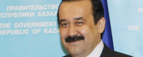 on Karim Massimov - Carnegie Endowment for International Peace