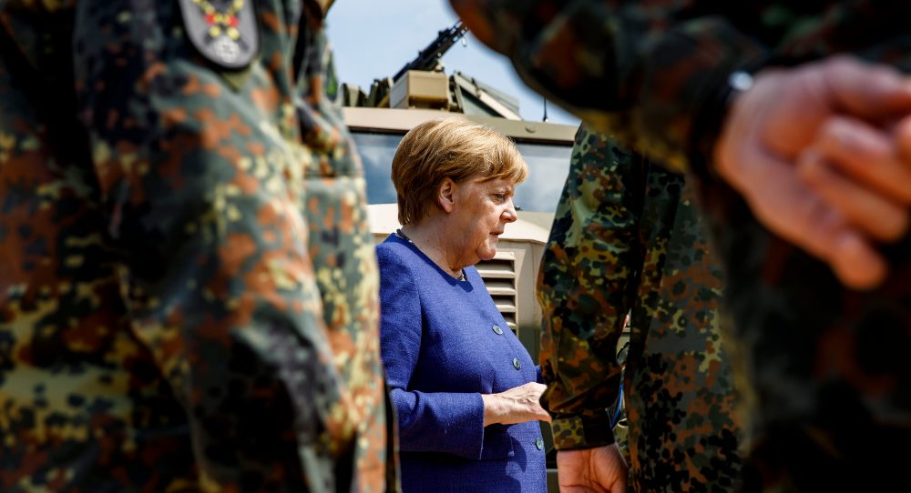 NATO Needs a German Voice Now