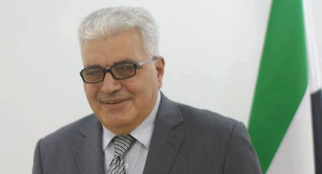 The Syrian Opposition's Man in Brussels: An Interview With Mouaffaq Nyrabia