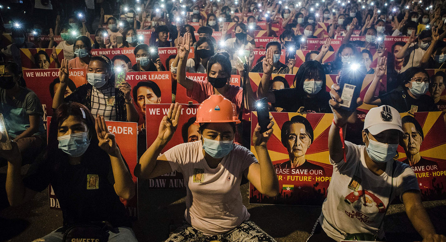 The Struggle for Legitimacy in Post-Coup Myanmar