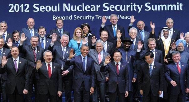 The Legacy of the Nuclear Security Summit