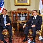 Redirection of U.S. democracy assistance in Egypt is raising questions about the Obama administration's interest in democracy promotion.
