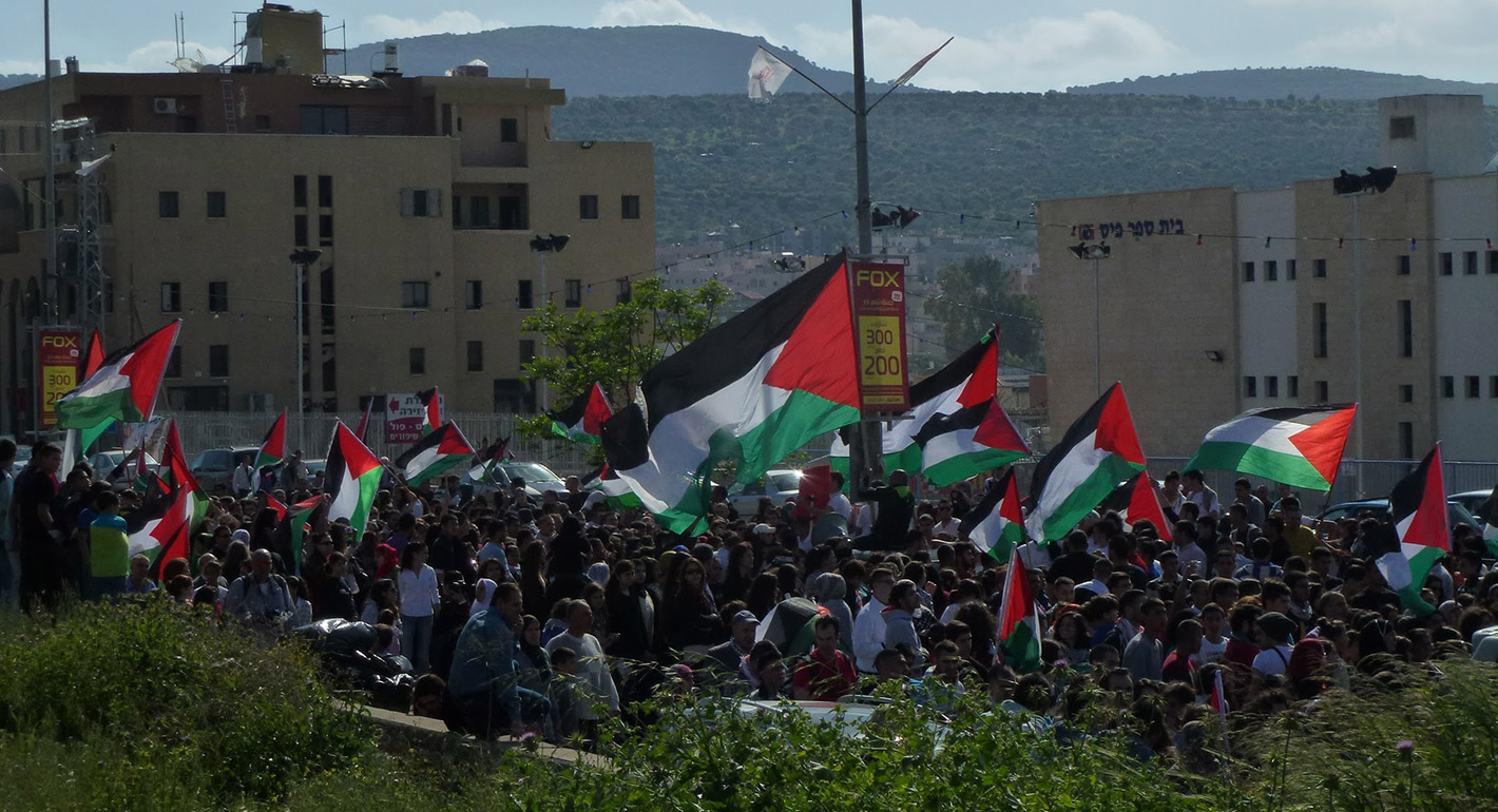 Approaching Peace: Centering Rights in Israel-Palestine Conflict Resolution
