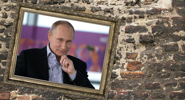 Putin's Crooked Mirror