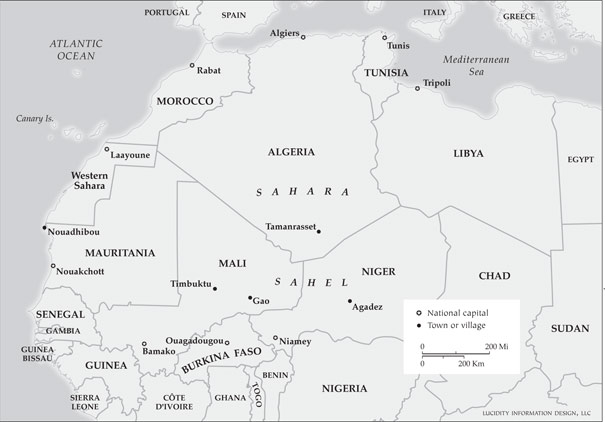 State complicity with organized crime is at the heart of instability in the Sahel and Sahara region, fomenting conflict and fueling the rise of al-Qaeda.
