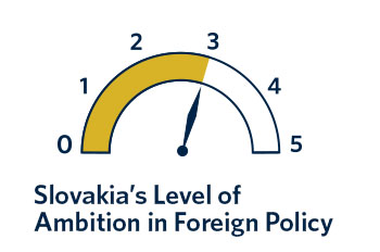 Slovakia succeeds in many aspects of foreign and security policy, but the way in which it does so is patchy and complacent. Bratislava needs a more strategic approach.
