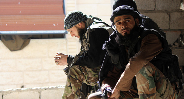 Is the Armed Rebellion in Syria on the Wane?