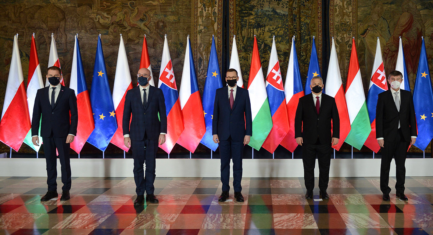 Central European Support for Democracy: New Drivers and Challenges
