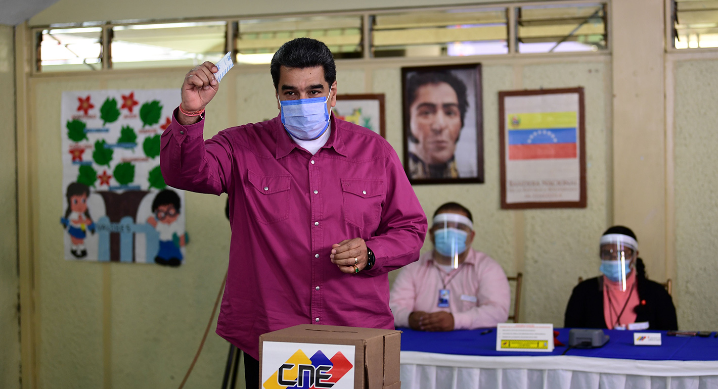 A New Framework for Dealing with Venezuela: From Democracy to Conflict Resolution