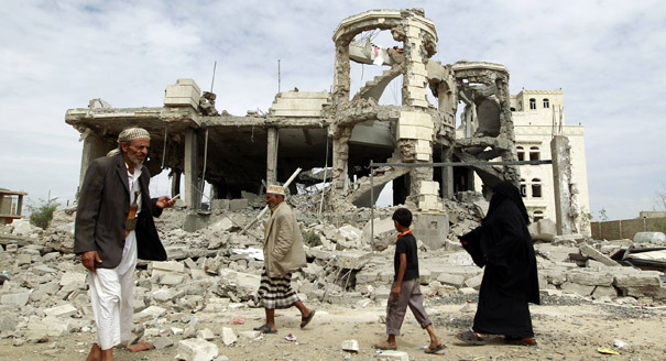 Extremism Grows in Yemen's Civil War