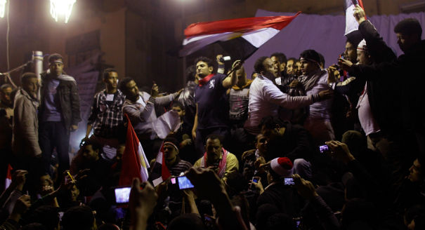 Egypt's Wiretapping Scandal