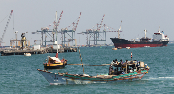 Ousting the port of Aden's old management might signal that Yemen's north-south tensions are easing.