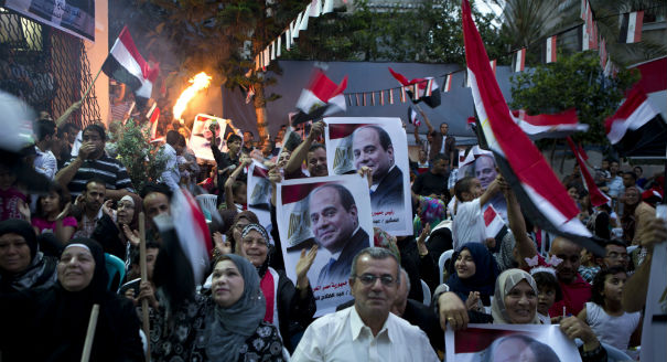 Individuals Before Parties in Egypt's Elections