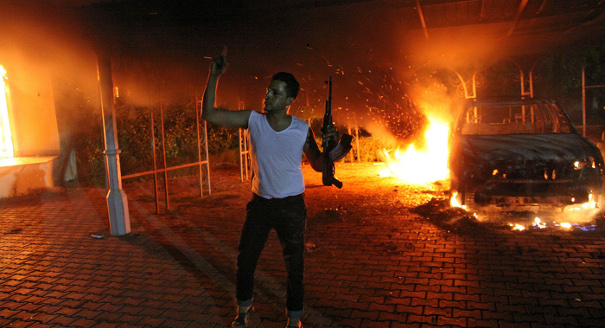 Benghazi's recent violence reveals an anguished search for relevance in a country already socially conservative.