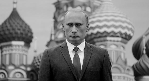 Russia Is the House That Vladimir Putin Built – and He'll Never Abandon It