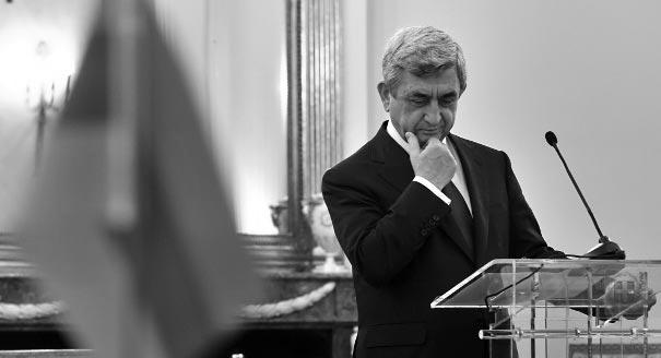 An Offer Sargsyan Could Not Refuse